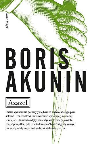 Azazel - Ebook (Książka na Kindle) do pobrania w formacie MOBI