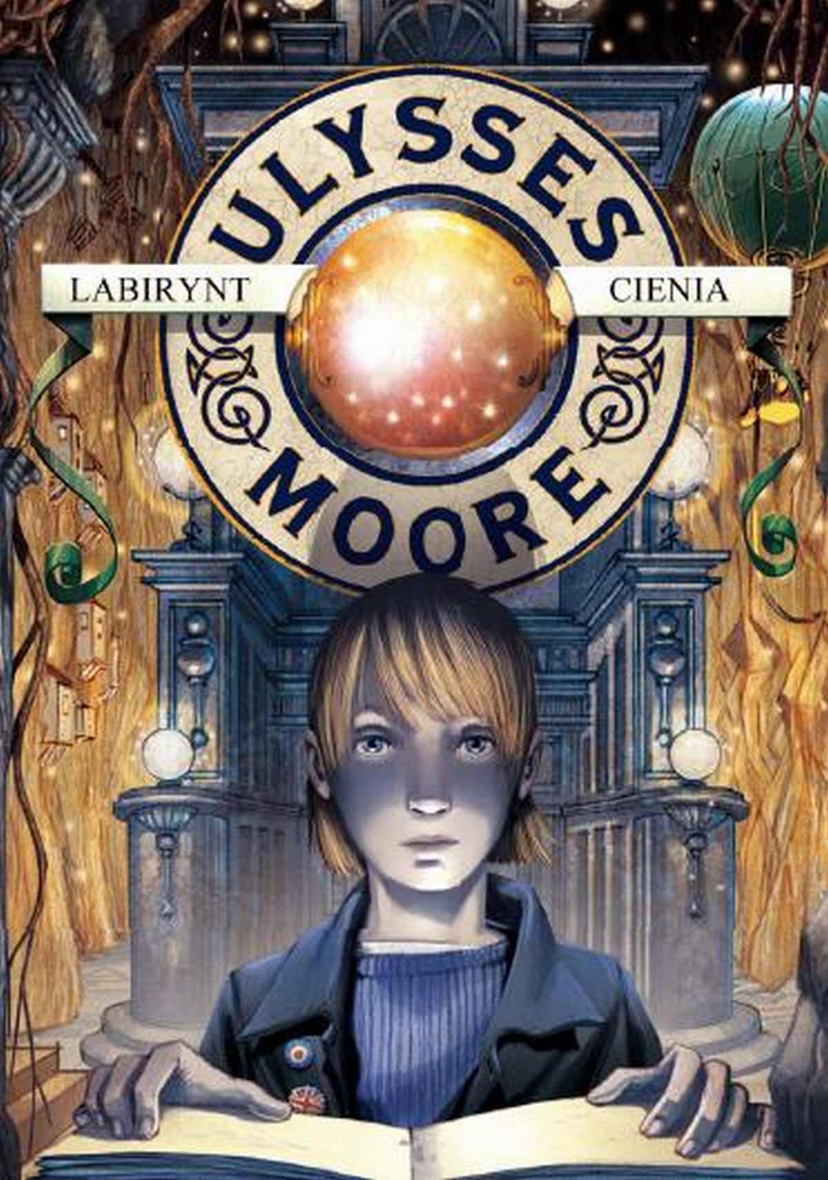 Labirynt cienia - Ebook (Książka na Kindle) do pobrania w formacie MOBI
