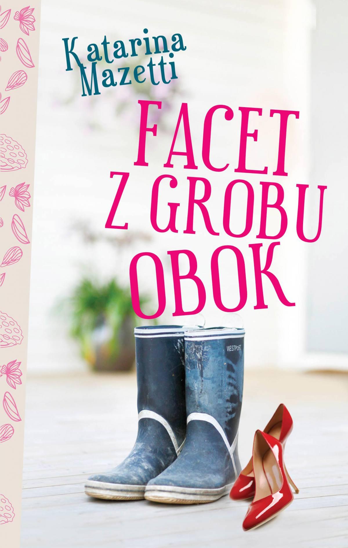 Facet z grobu obok - Ebook (Książka na Kindle) do pobrania w formacie MOBI