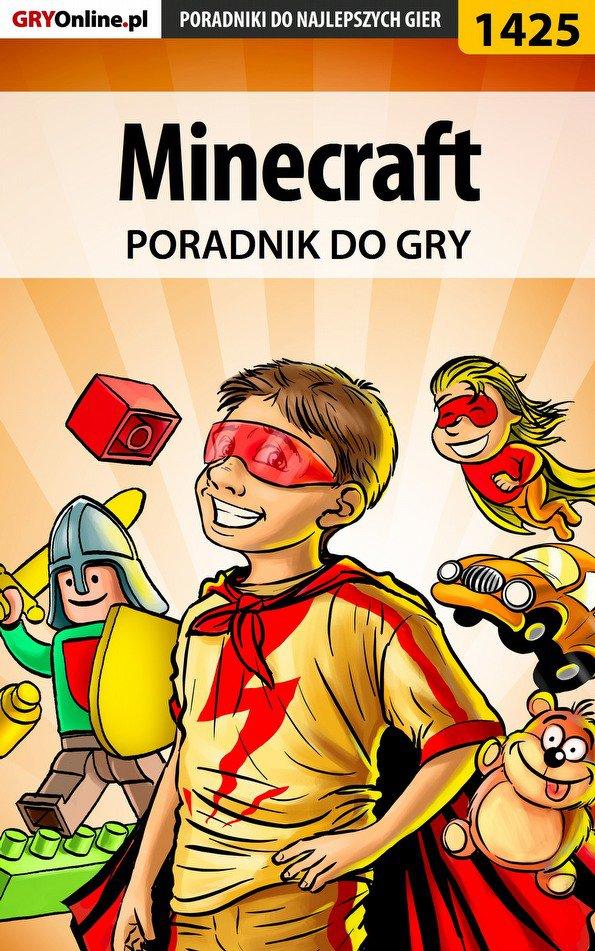 Minecraft - poradnik do gry - Ebook (Książka PDF) do pobrania w formacie PDF