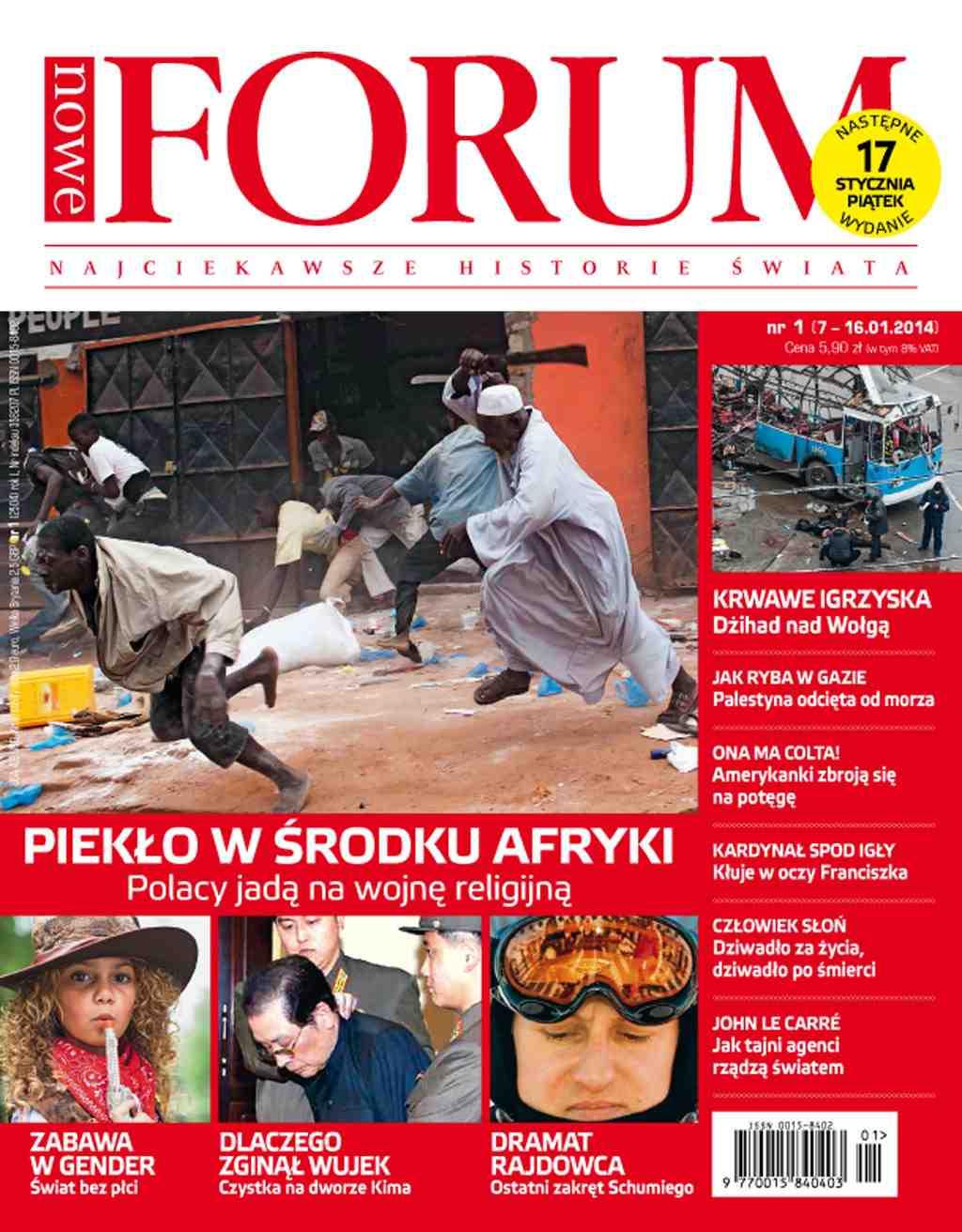 Forum nr 1/2014 - Ebook (Książka PDF) do pobrania w formacie PDF