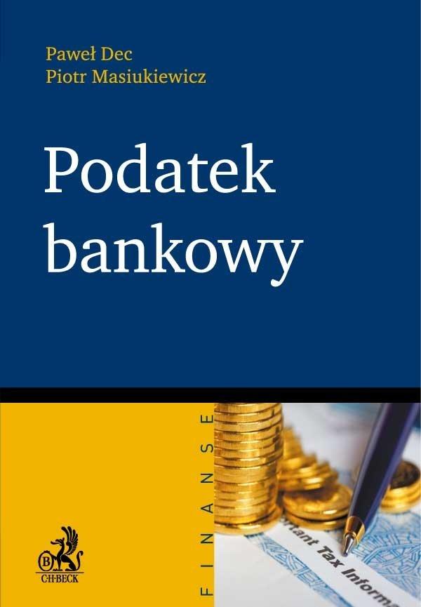 Podatek bankowy - Ebook (Książka PDF) do pobrania w formacie PDF