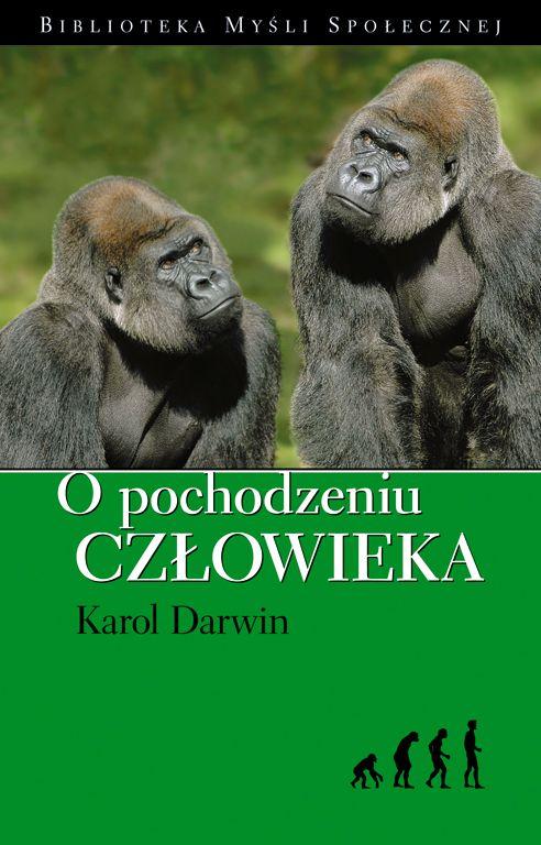 O pochodzeniu człowieka - Ebook (Książka PDF) do pobrania w formacie PDF