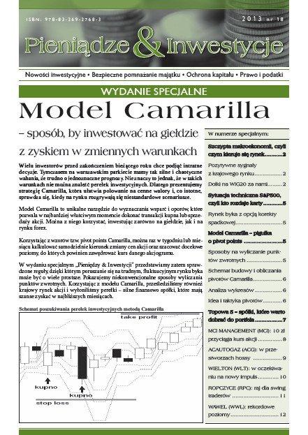 Model Camarilla - Ebook (Książka PDF) do pobrania w formacie PDF