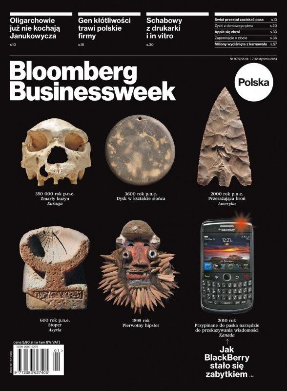 """""""Bloomberg Businessweek"""" wydanie nr 1/14 - Ebook (Książka PDF) do pobrania w formacie PDF"""