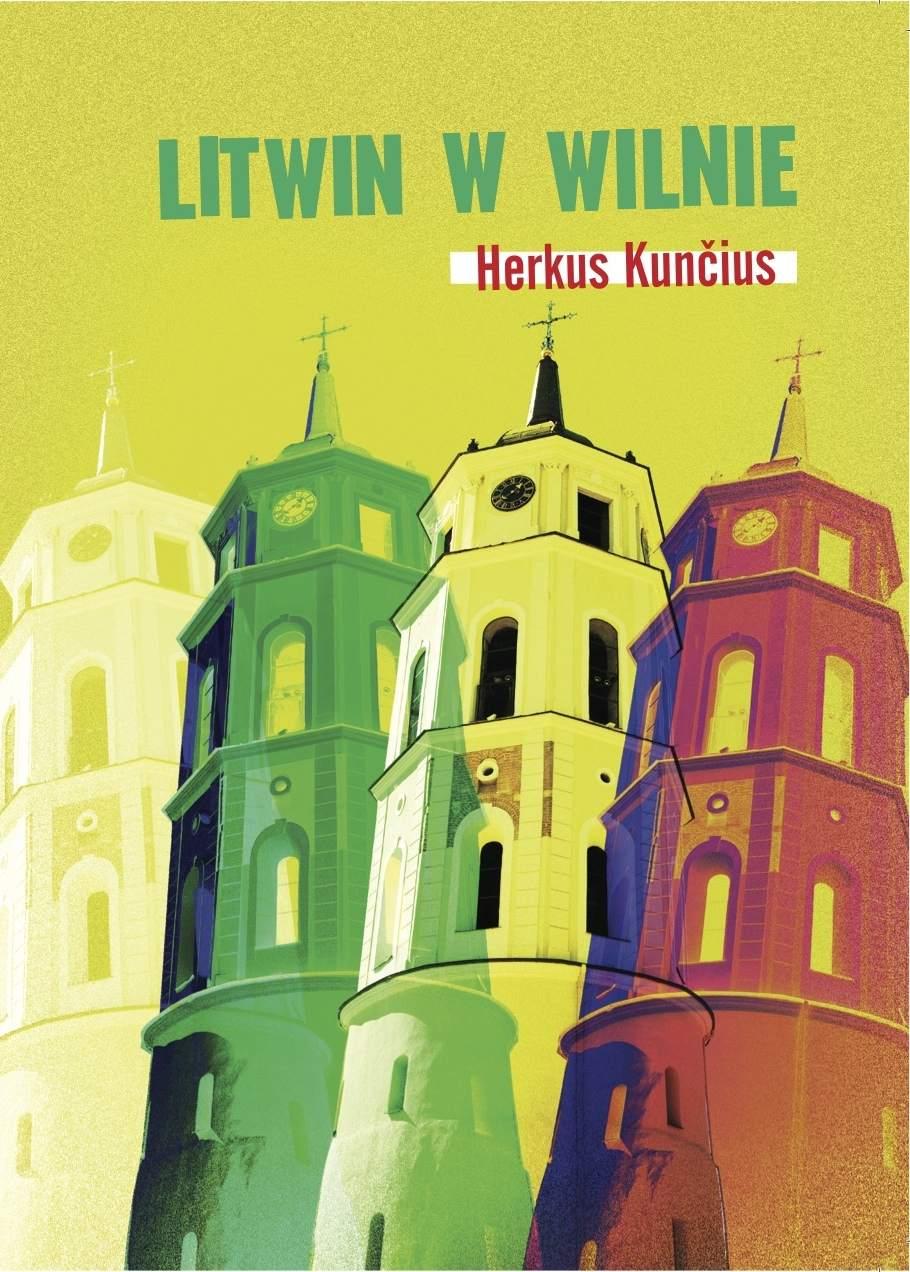 Litwin w Wilnie - Ebook (Książka EPUB) do pobrania w formacie EPUB