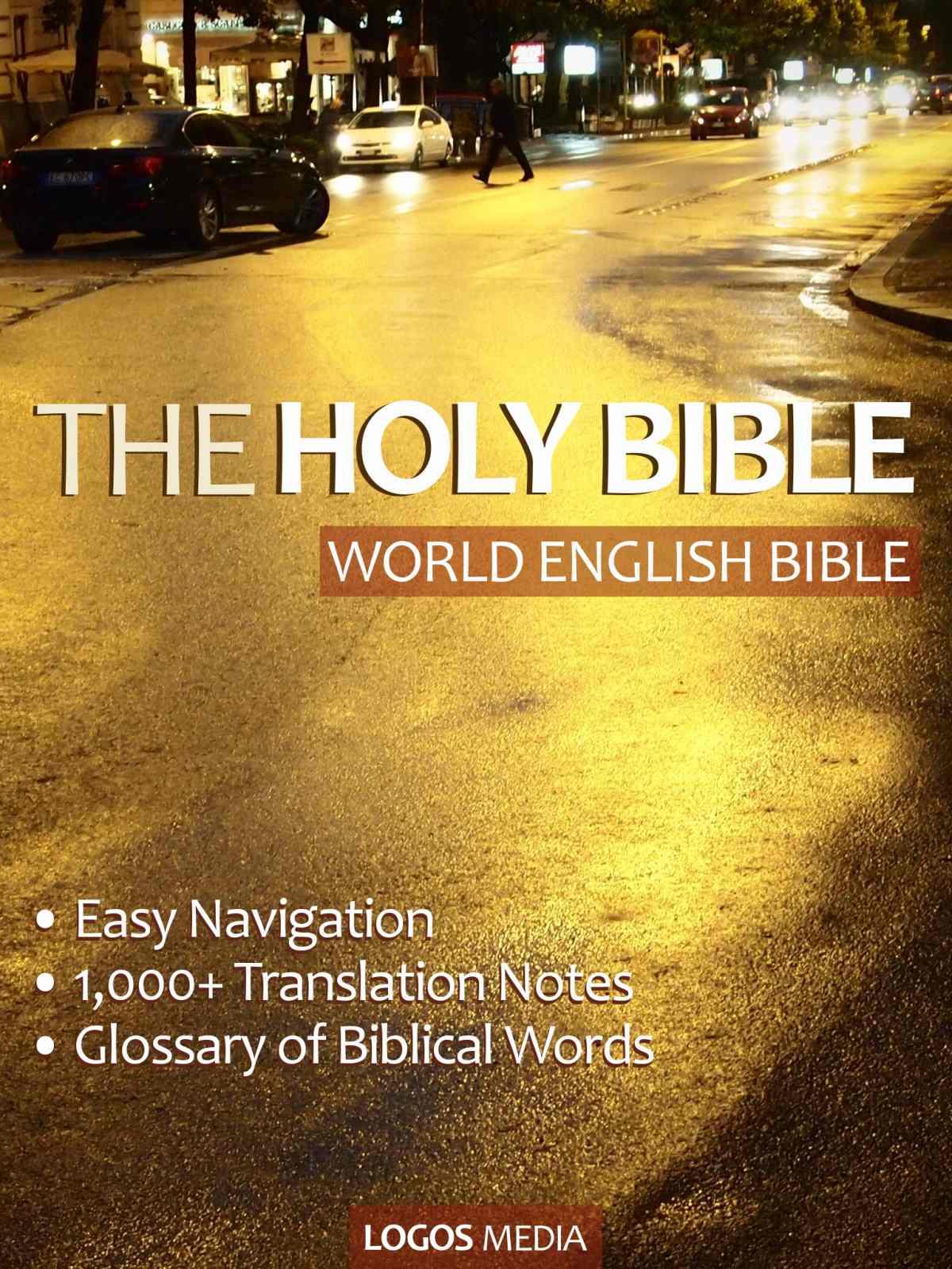 The Holy Bible (World English Bible) - Ebook (Książka EPUB) do pobrania w formacie EPUB