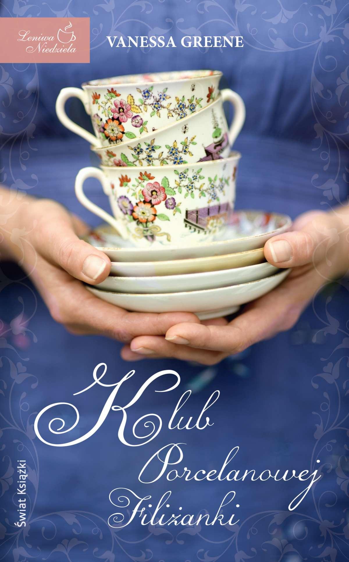 Klub Porcelanowej Filiżanki - Ebook (Książka EPUB) do pobrania w formacie EPUB