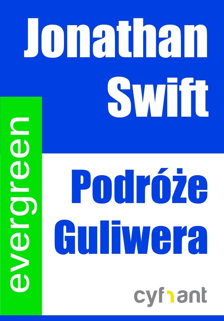 Podróże Gulliwera - Ebook (Książka na Kindle) do pobrania w formacie MOBI