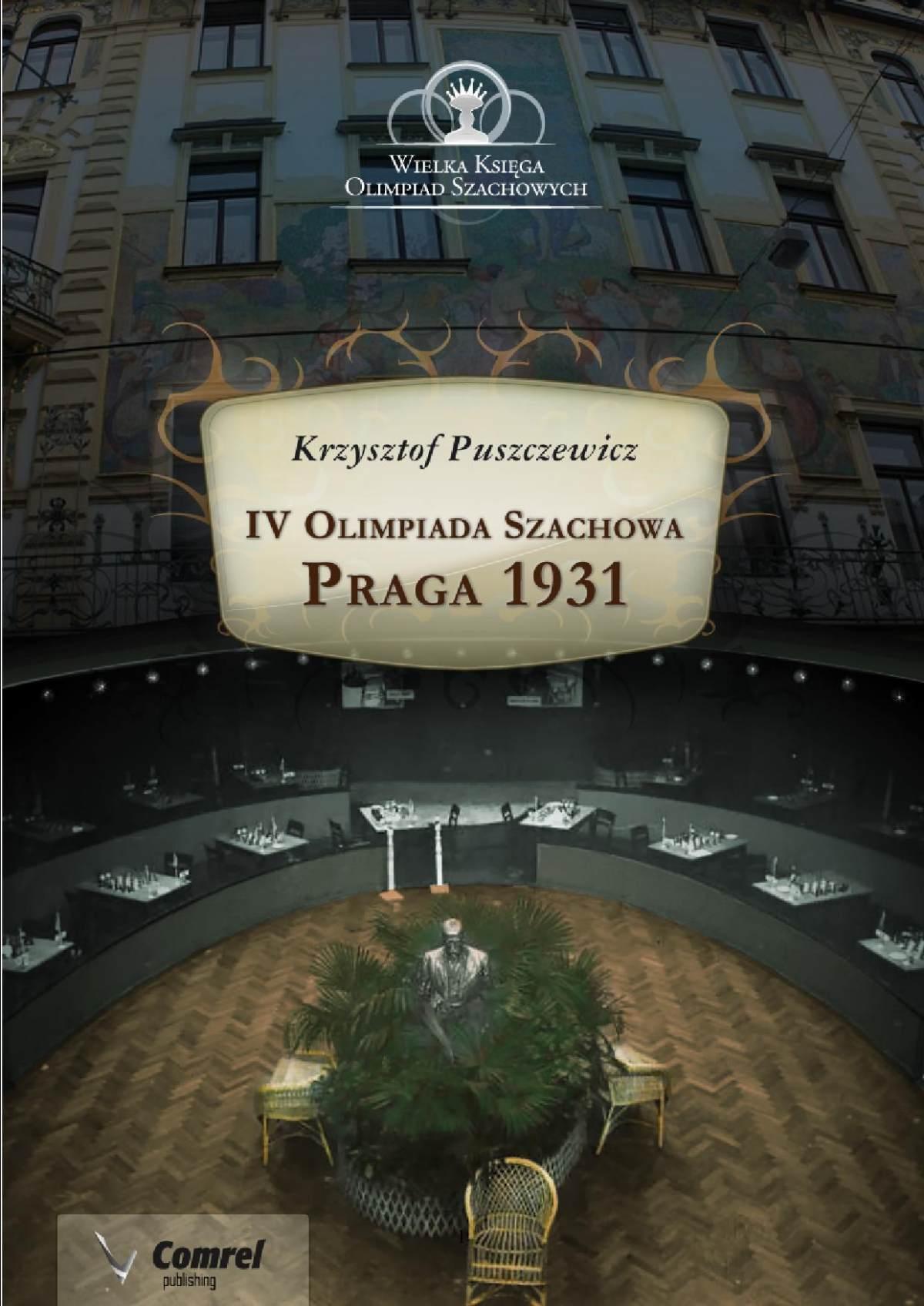 IV Olimpiada Szachowa - Praga 1931 - Ebook (Książka PDF) do pobrania w formacie PDF