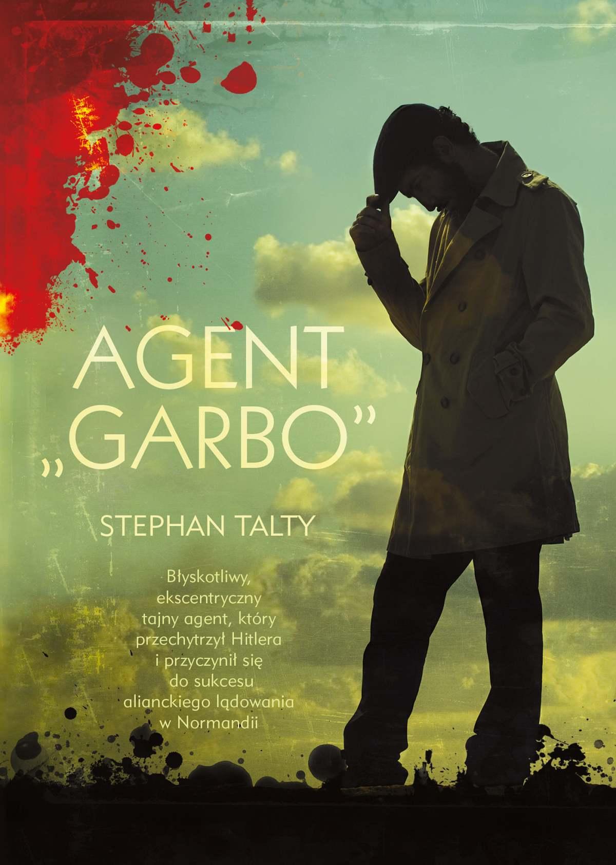 """Agent """"Garbo"""" - Ebook (Książka EPUB) do pobrania w formacie EPUB"""