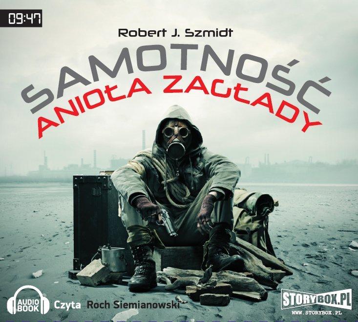Samotność Anioła Zagłady - Audiobook (Książka audio MP3) do pobrania w całości w archiwum ZIP