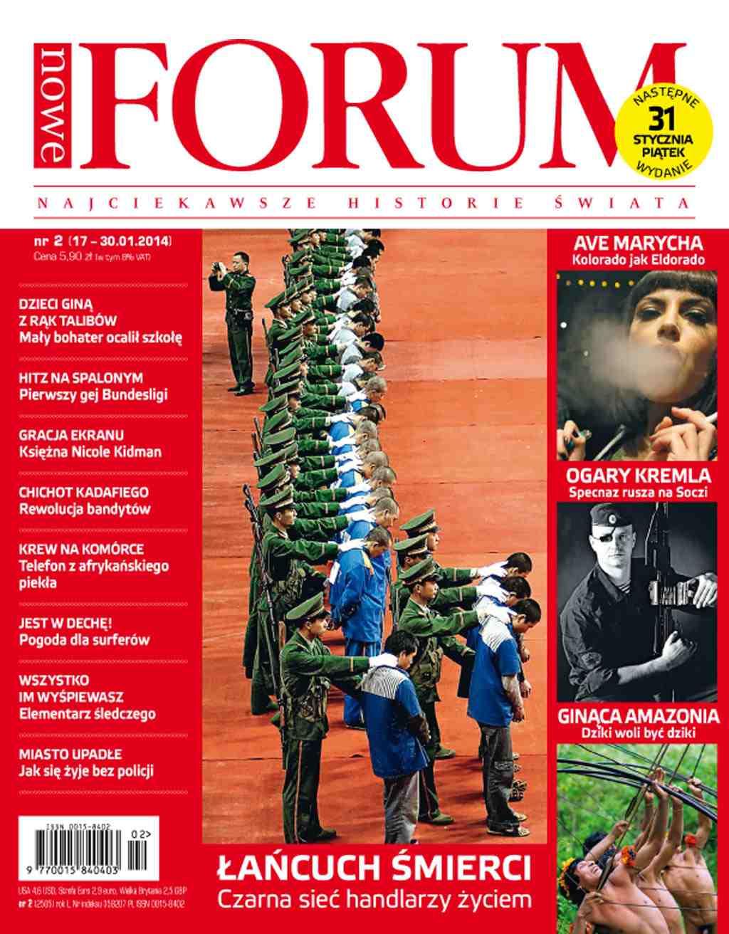 Forum nr 2/2014 - Ebook (Książka PDF) do pobrania w formacie PDF