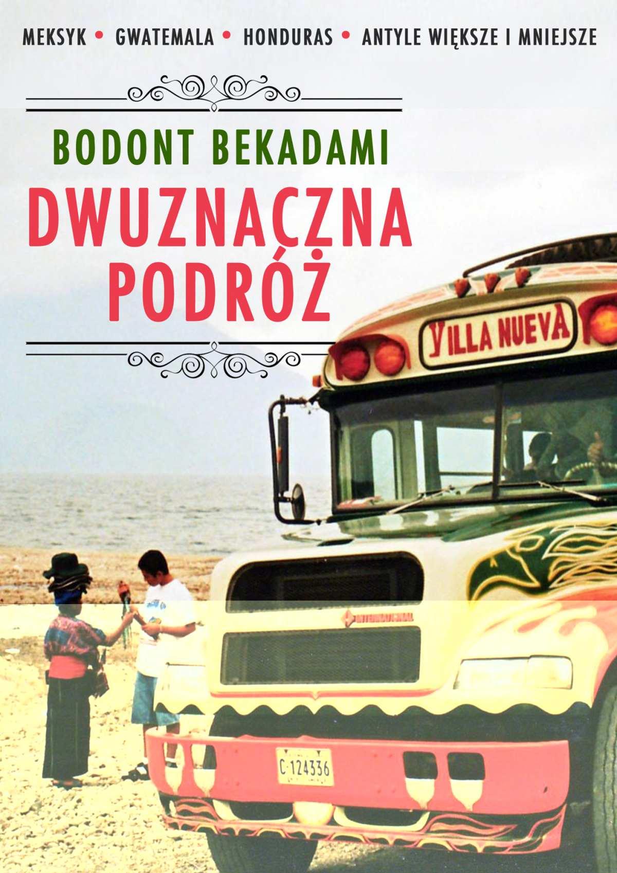 Dwuznaczna podróż - Ebook (Książka EPUB) do pobrania w formacie EPUB