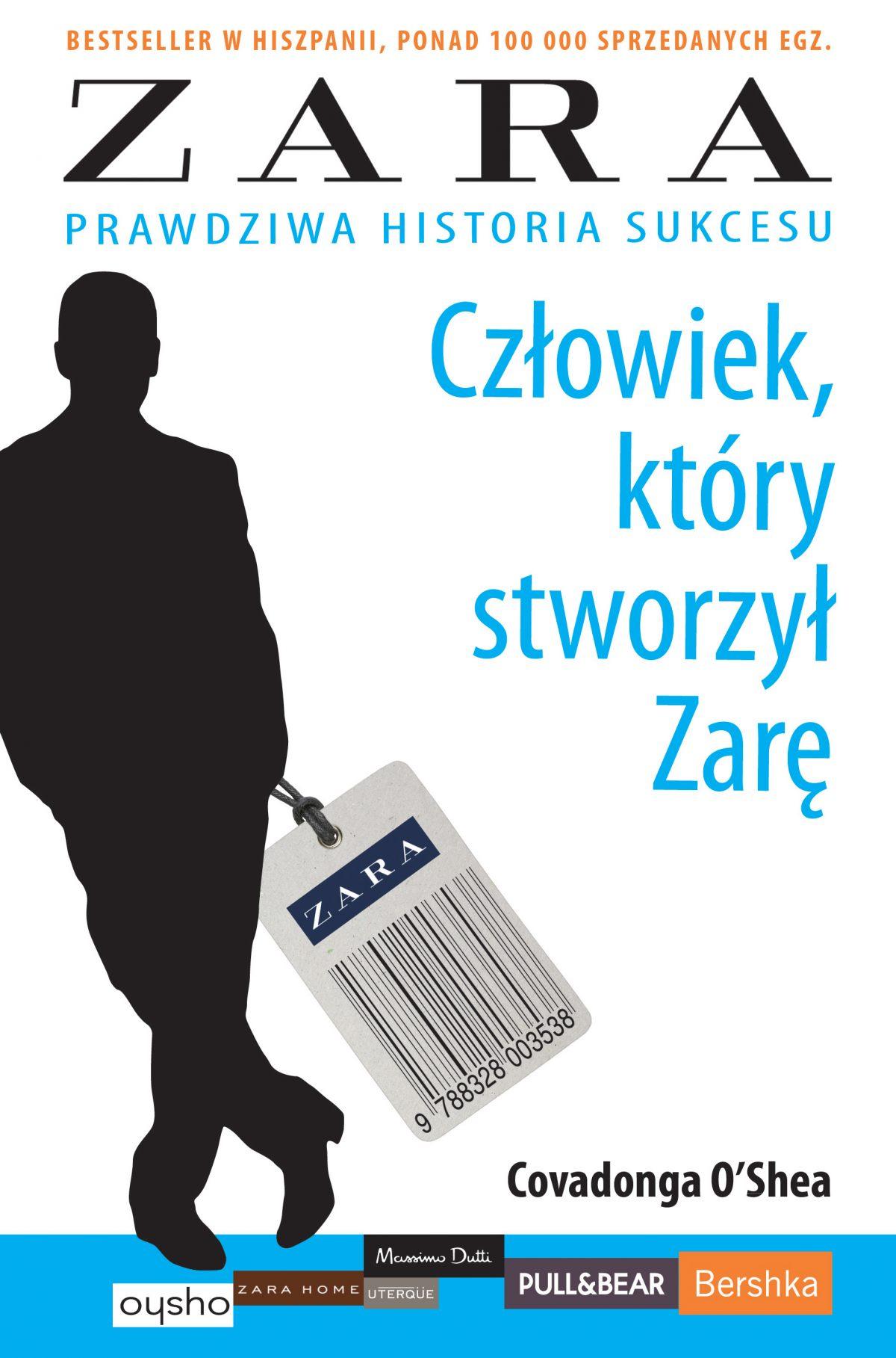 Człowiek, który stworzył Zarę - Ebook (Książka EPUB) do pobrania w formacie EPUB