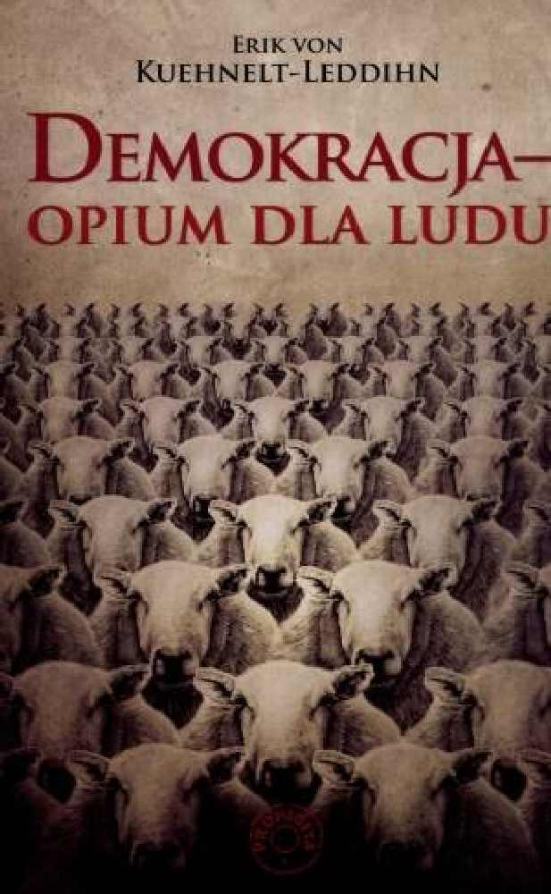 Demokracja - opium dla ludu - Ebook (Książka na Kindle) do pobrania w formacie MOBI
