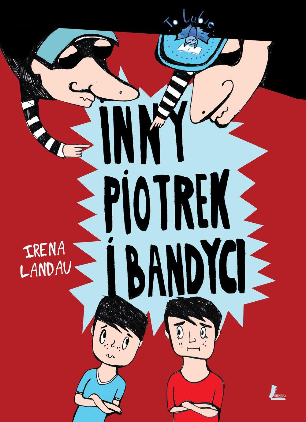 Inny Piotrek i bandyci - Ebook (Książka na Kindle) do pobrania w formacie MOBI
