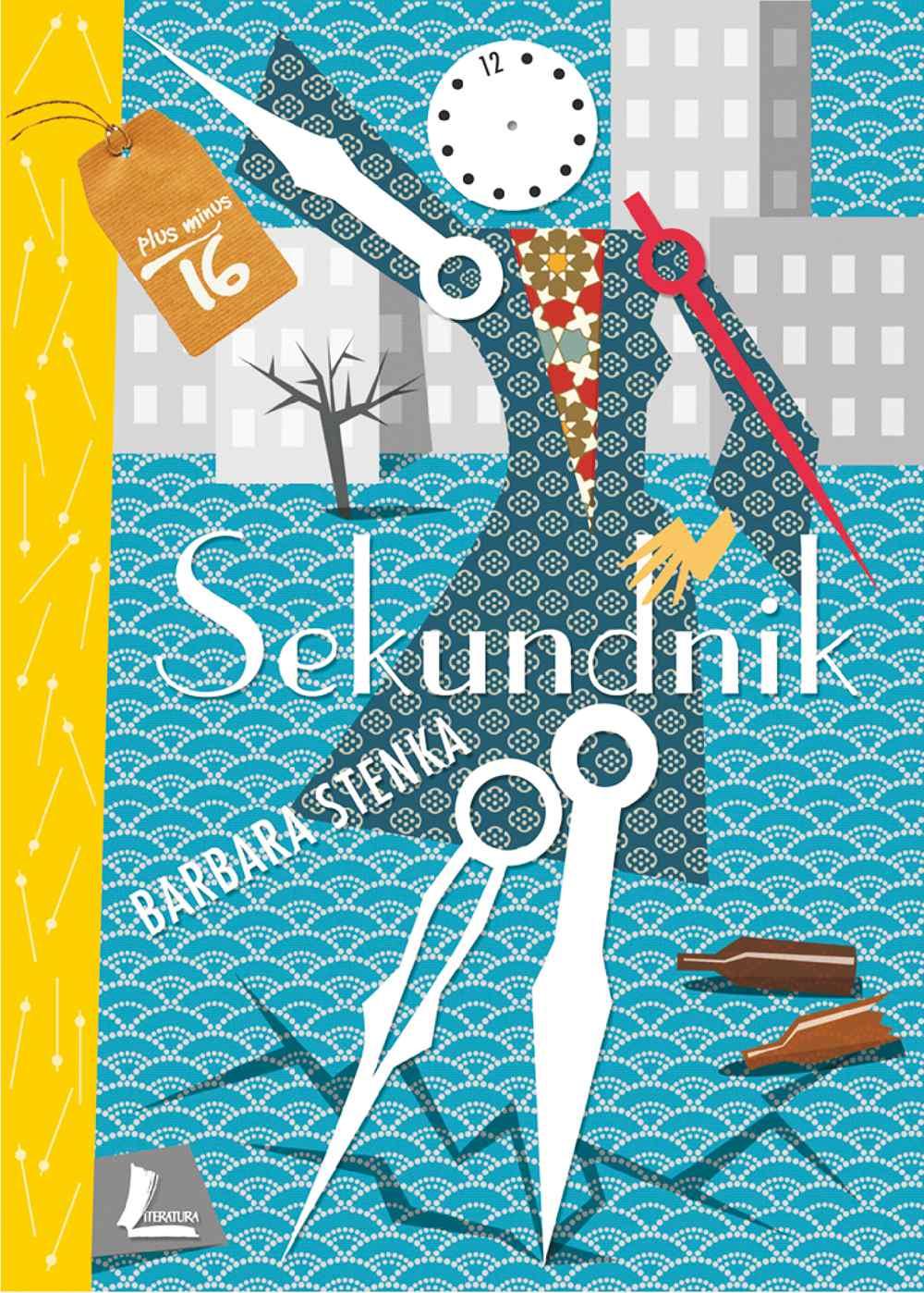 Sekundnik - Ebook (Książka EPUB) do pobrania w formacie EPUB