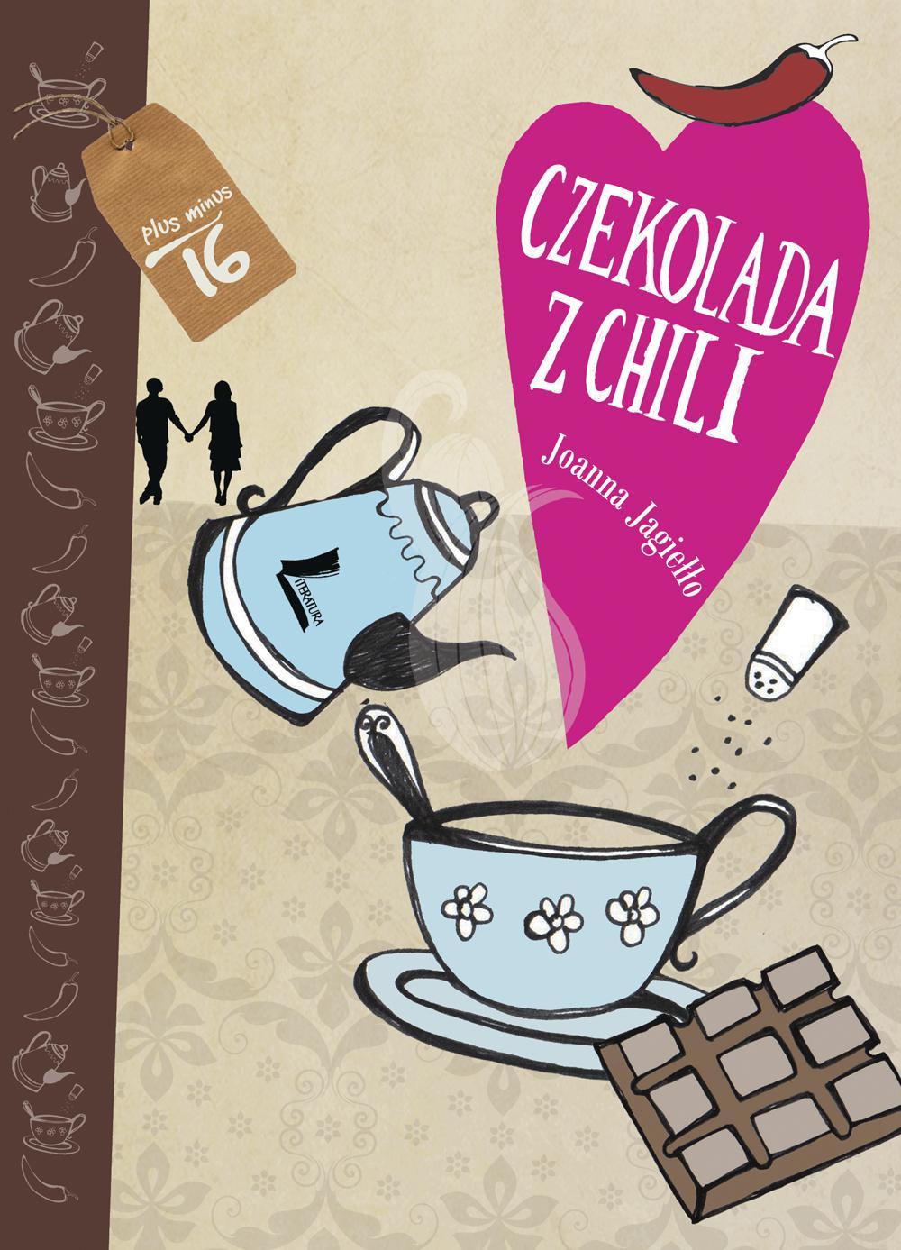 Czekolada z chili - Ebook (Książka EPUB) do pobrania w formacie EPUB