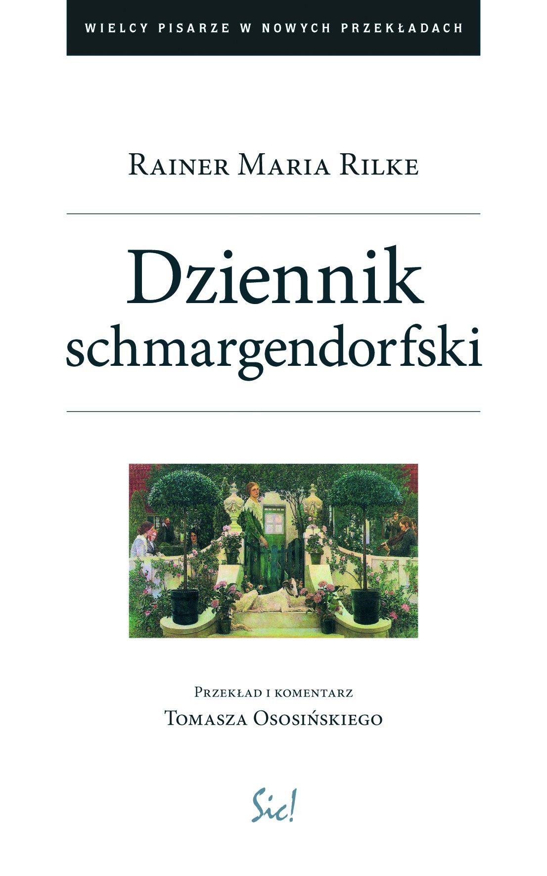 Dziennik Schmargendorfski - Ebook (Książka EPUB) do pobrania w formacie EPUB