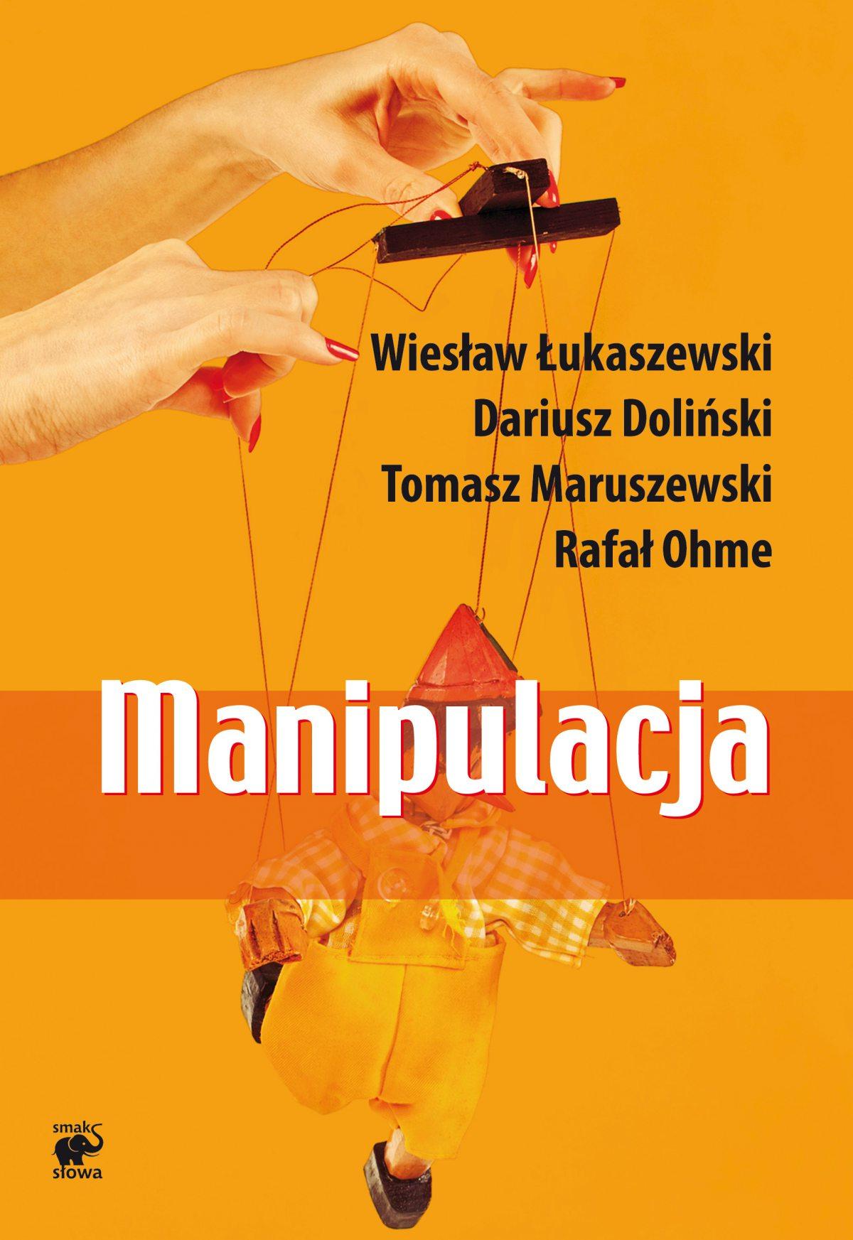 Manipulacja - Ebook (Książka na Kindle) do pobrania w formacie MOBI