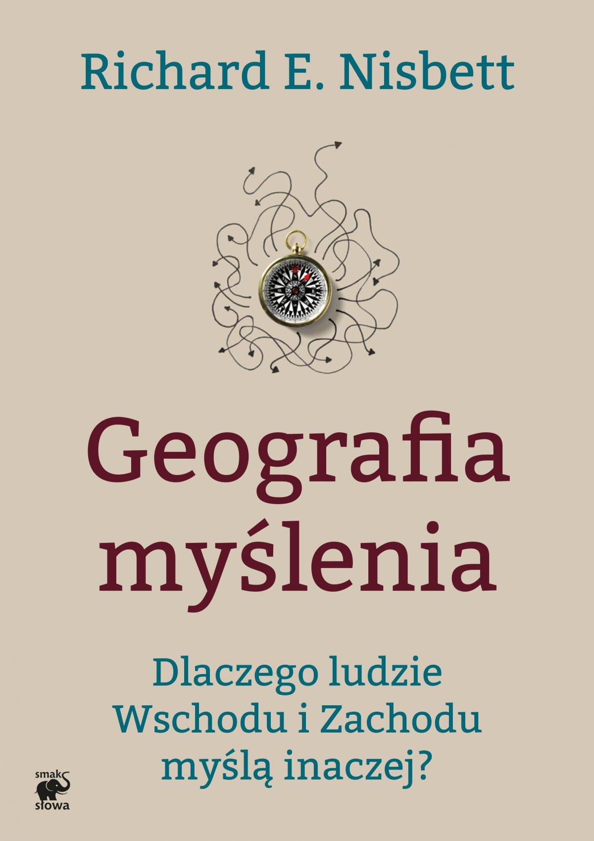 Geografia myślenia - Ebook (Książka na Kindle) do pobrania w formacie MOBI