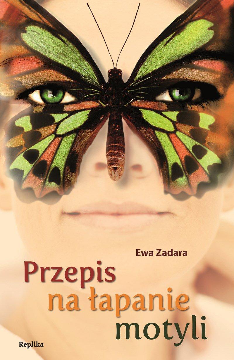 Przepis na łapanie motyli - Ebook (Książka na Kindle) do pobrania w formacie MOBI