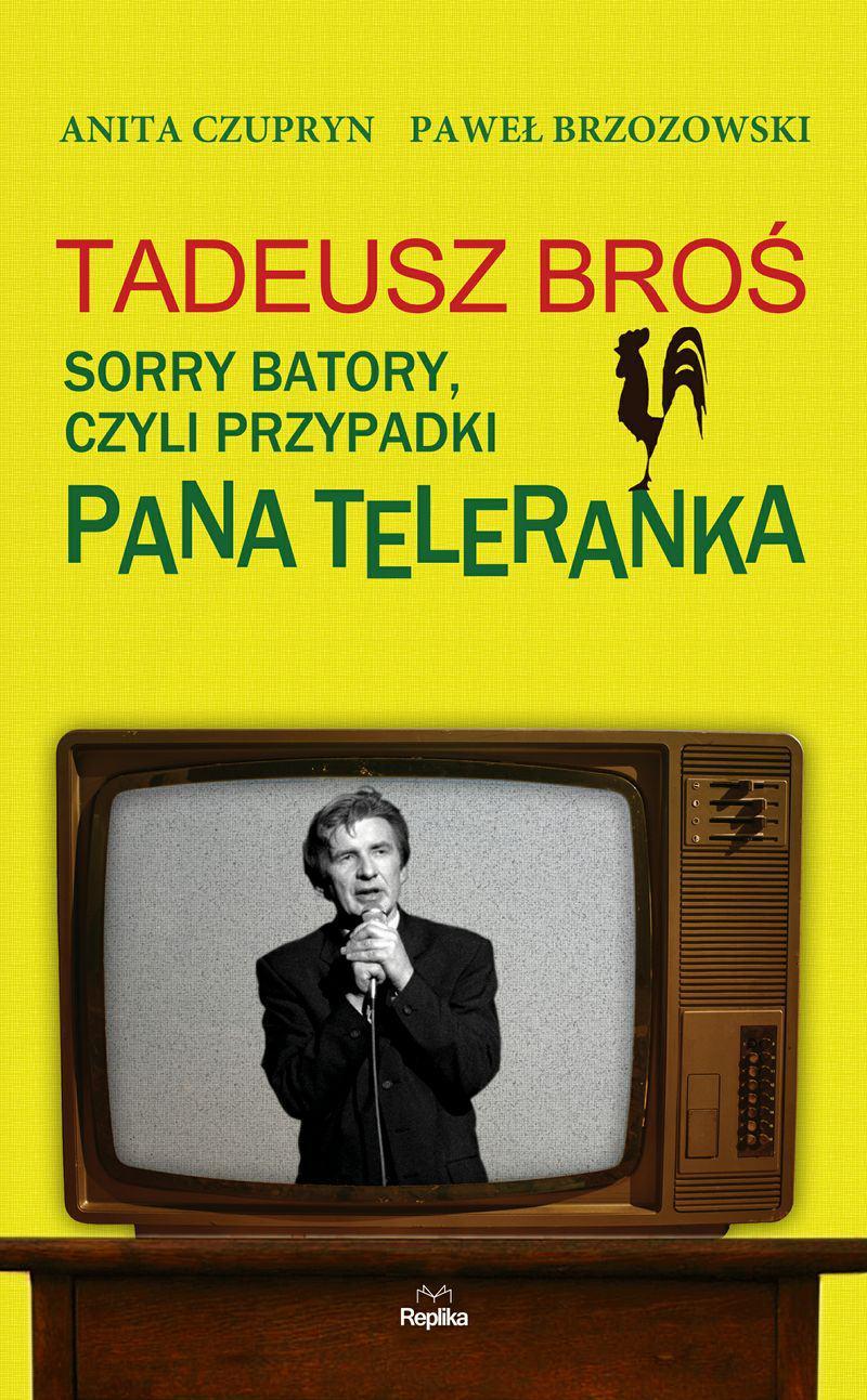 Tadeusz Broś - Ebook (Książka EPUB) do pobrania w formacie EPUB
