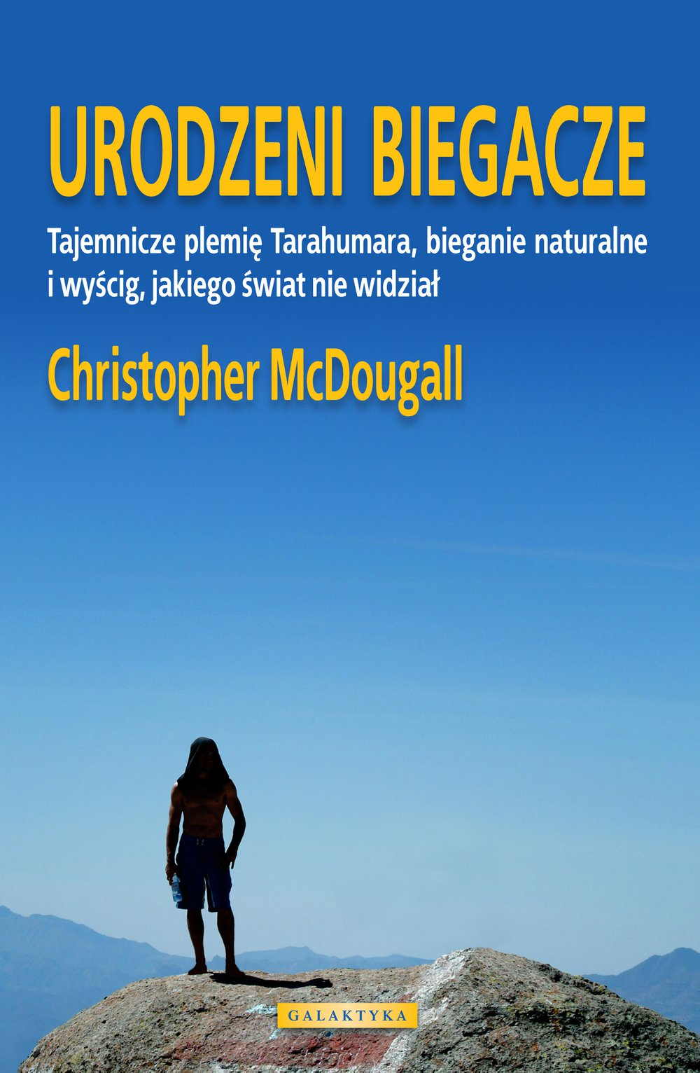 Urodzeni biegacze - Ebook (Książka na Kindle) do pobrania w formacie MOBI