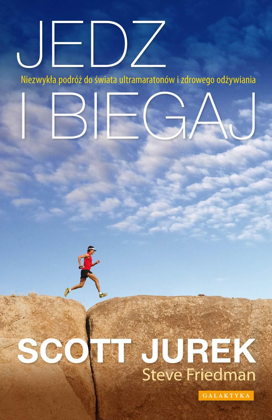 Jedz i biegaj - Ebook (Książka na Kindle) do pobrania w formacie MOBI