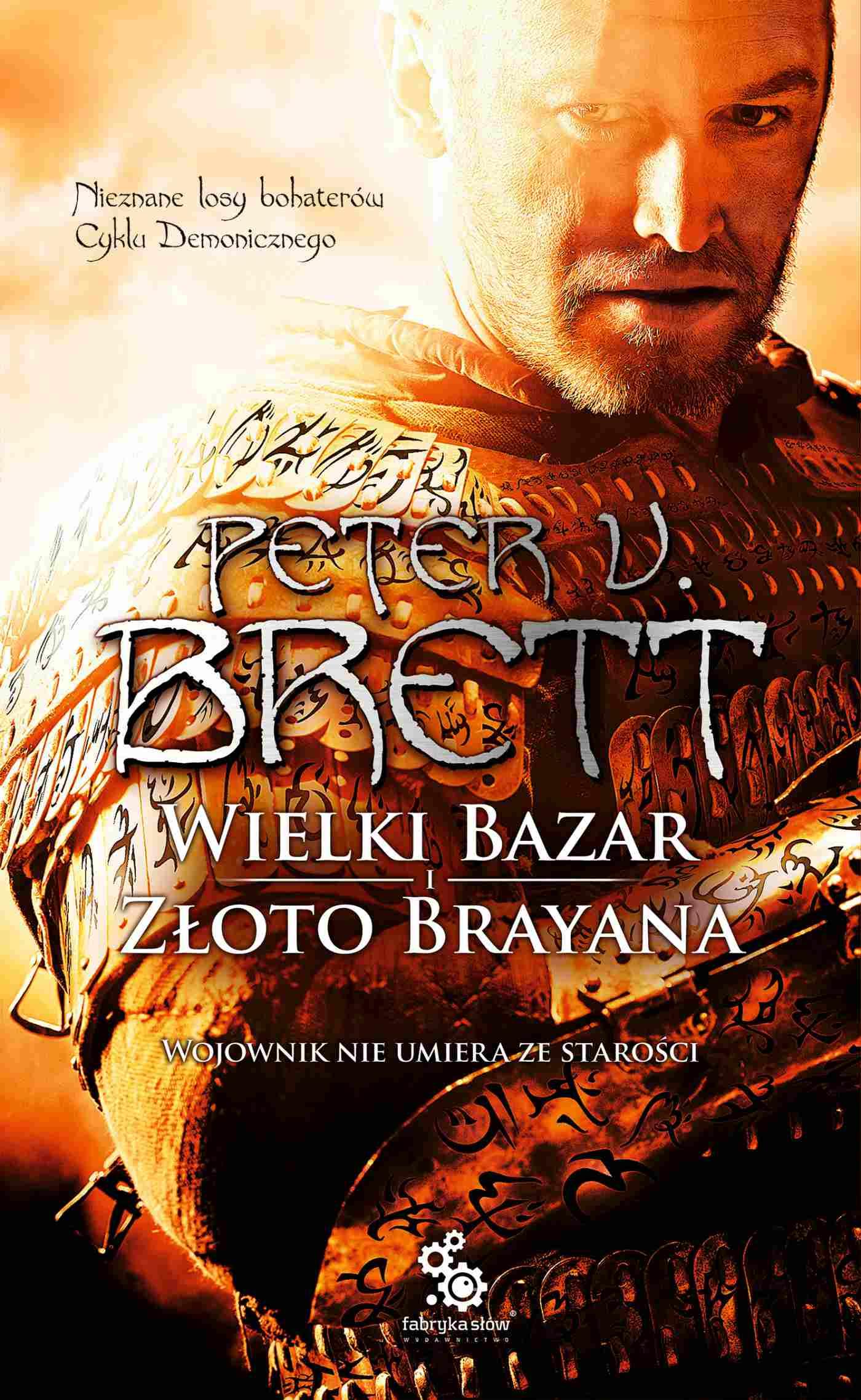 Wielki Bazar. Złoto Brayana - Ebook (Książka EPUB) do pobrania w formacie EPUB