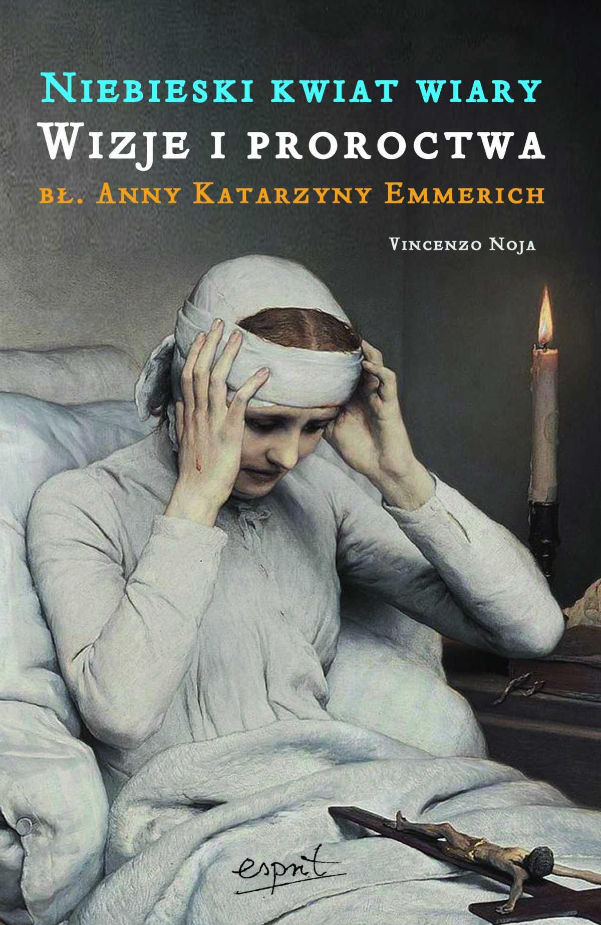 Niebieski kwiat wiary - Ebook (Książka na Kindle) do pobrania w formacie MOBI