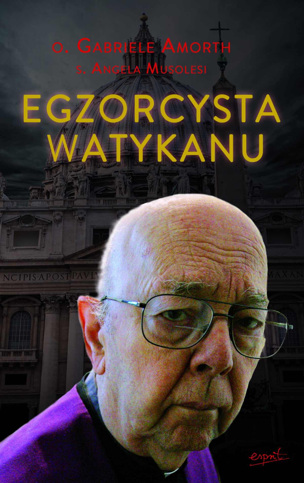Egzorcysta Watykanu - Ebook (Książka EPUB) do pobrania w formacie EPUB