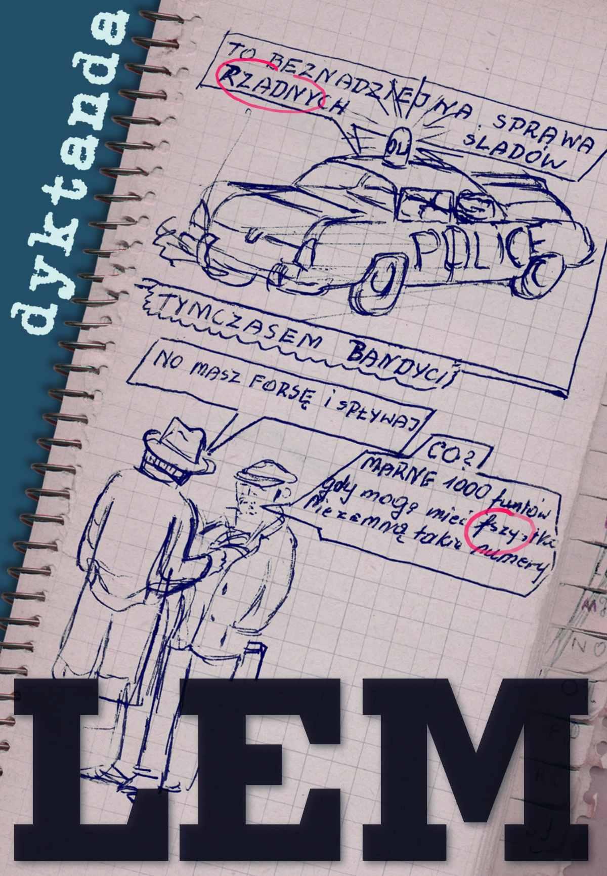 Dyktanda - Ebook (Książka na Kindle) do pobrania w formacie MOBI