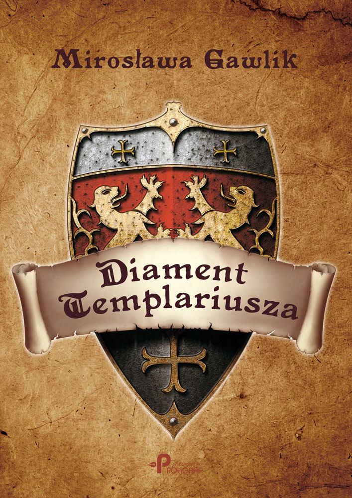 Diament Templariusza - Ebook (Książka na Kindle) do pobrania w formacie MOBI