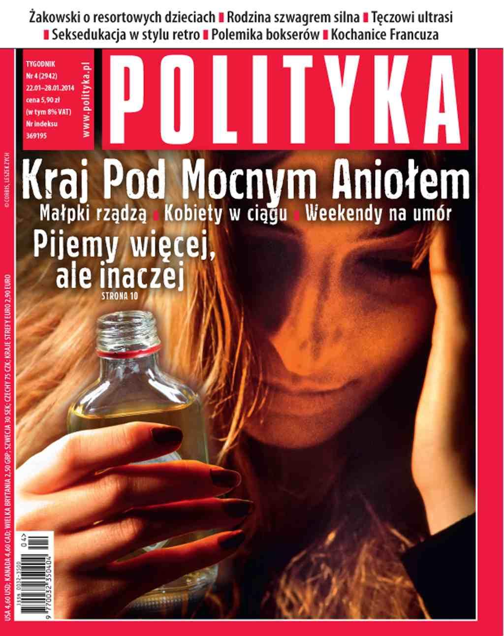 Polityka nr 4/2014 - Ebook (Książka PDF) do pobrania w formacie PDF