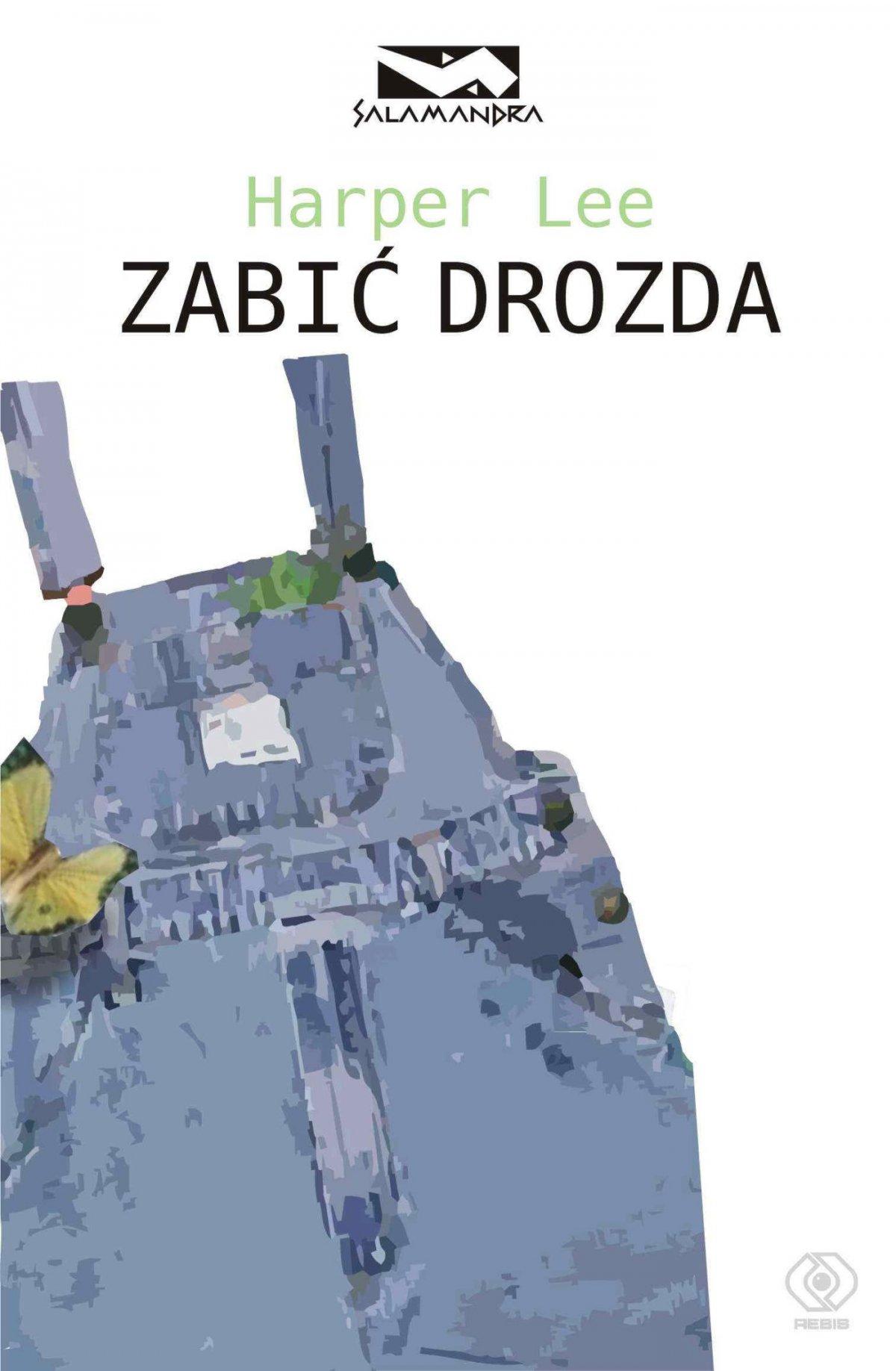 Zabić drozda - Ebook (Książka EPUB) do pobrania w formacie EPUB