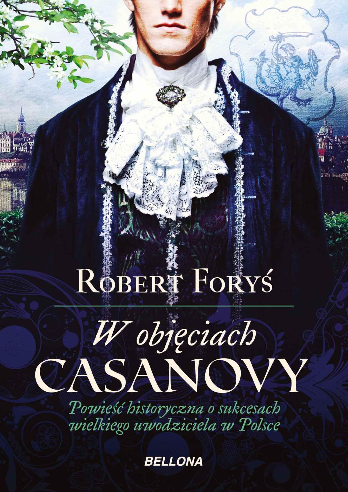 W objęciach Casanowy - Ebook (Książka EPUB) do pobrania w formacie EPUB