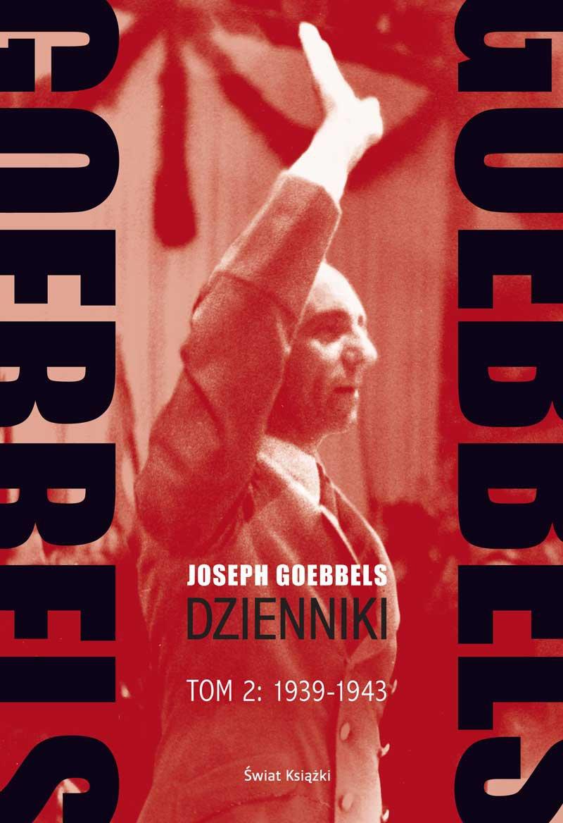 Goebbels. Dzienniki. Tom 2: 1939-45 - Ebook (Książka na Kindle) do pobrania w formacie MOBI