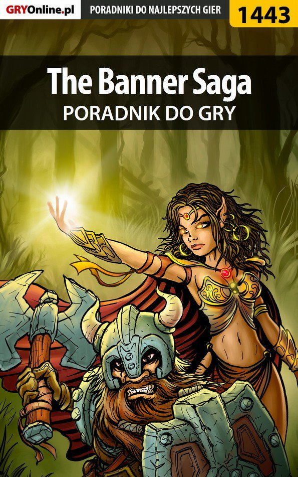 The Banner Saga - poradnik do gry - Ebook (Książka PDF) do pobrania w formacie PDF