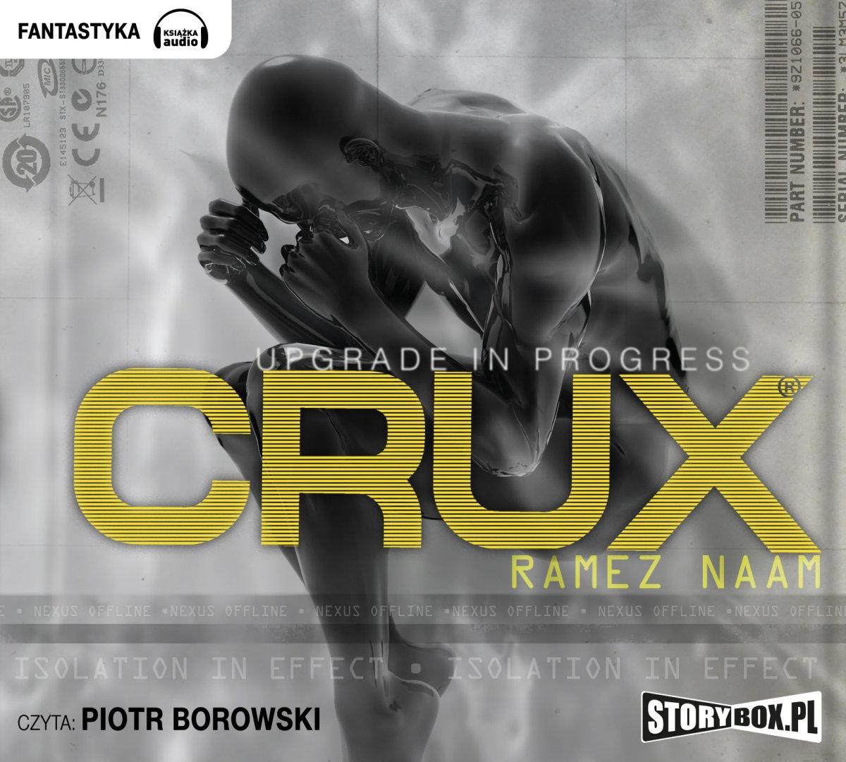 Crux - Audiobook (Książka audio MP3) do pobrania w całości w archiwum ZIP
