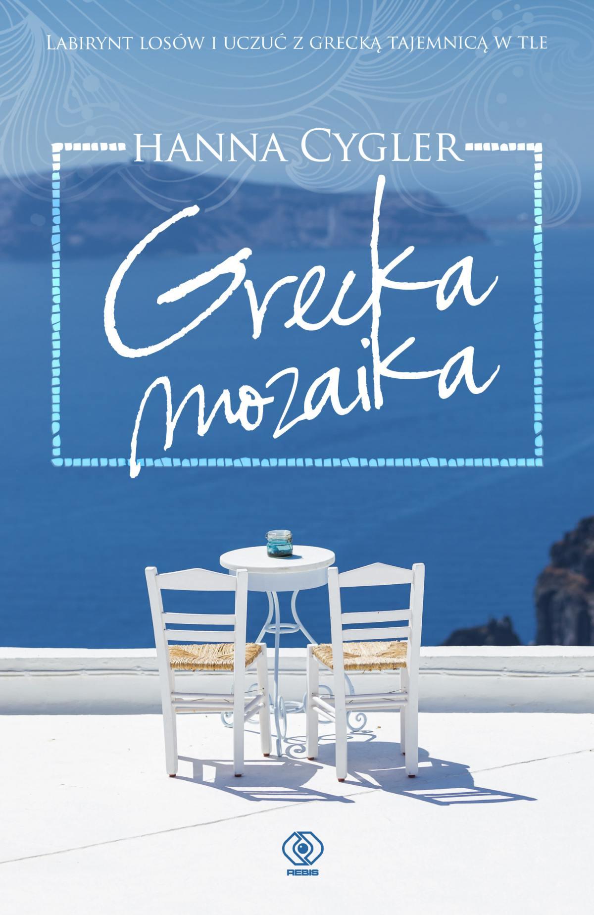 Grecka mozaika - Ebook (Książka na Kindle) do pobrania w formacie MOBI