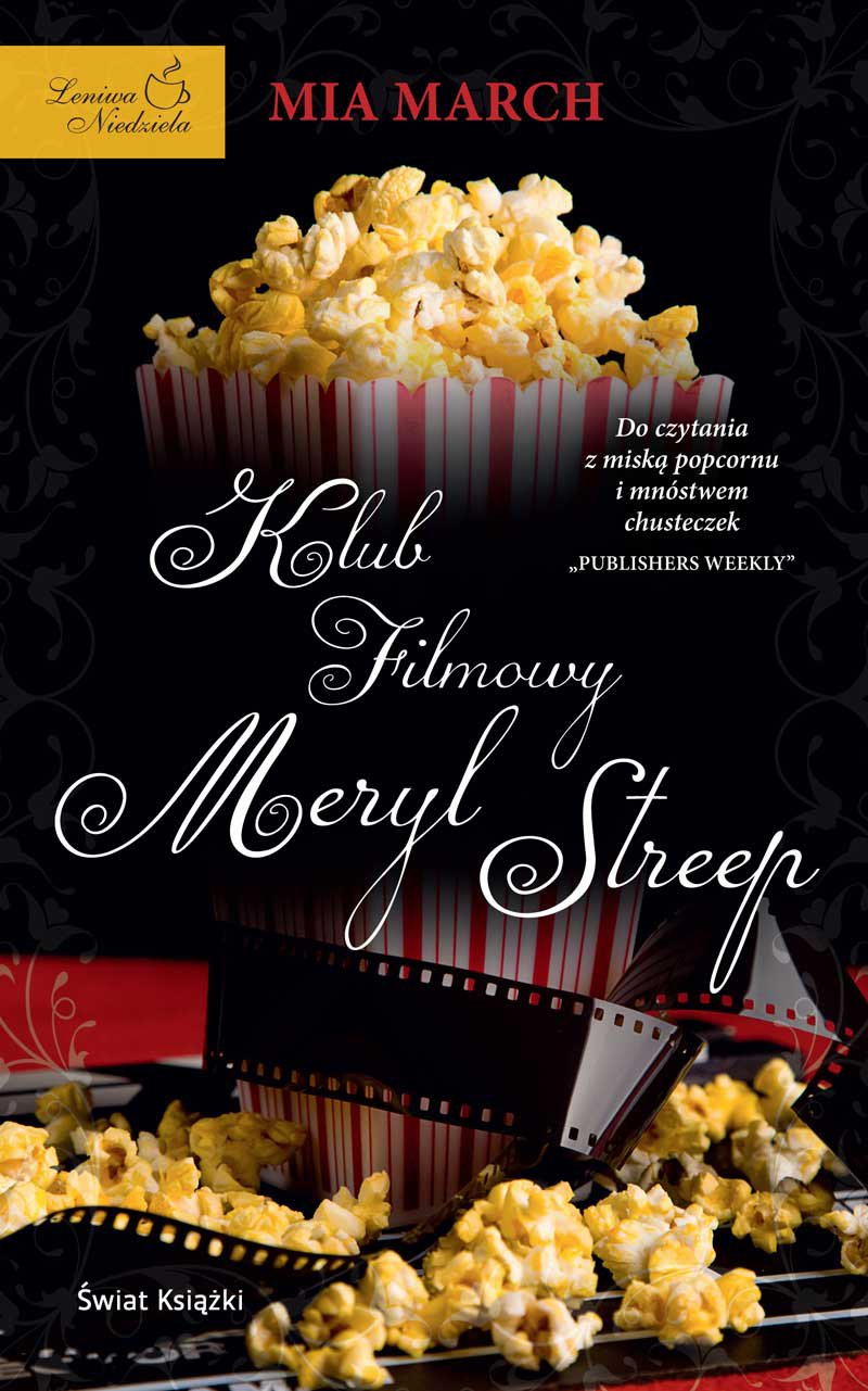 Klub filmowy Meryl Streep - Ebook (Książka EPUB) do pobrania w formacie EPUB