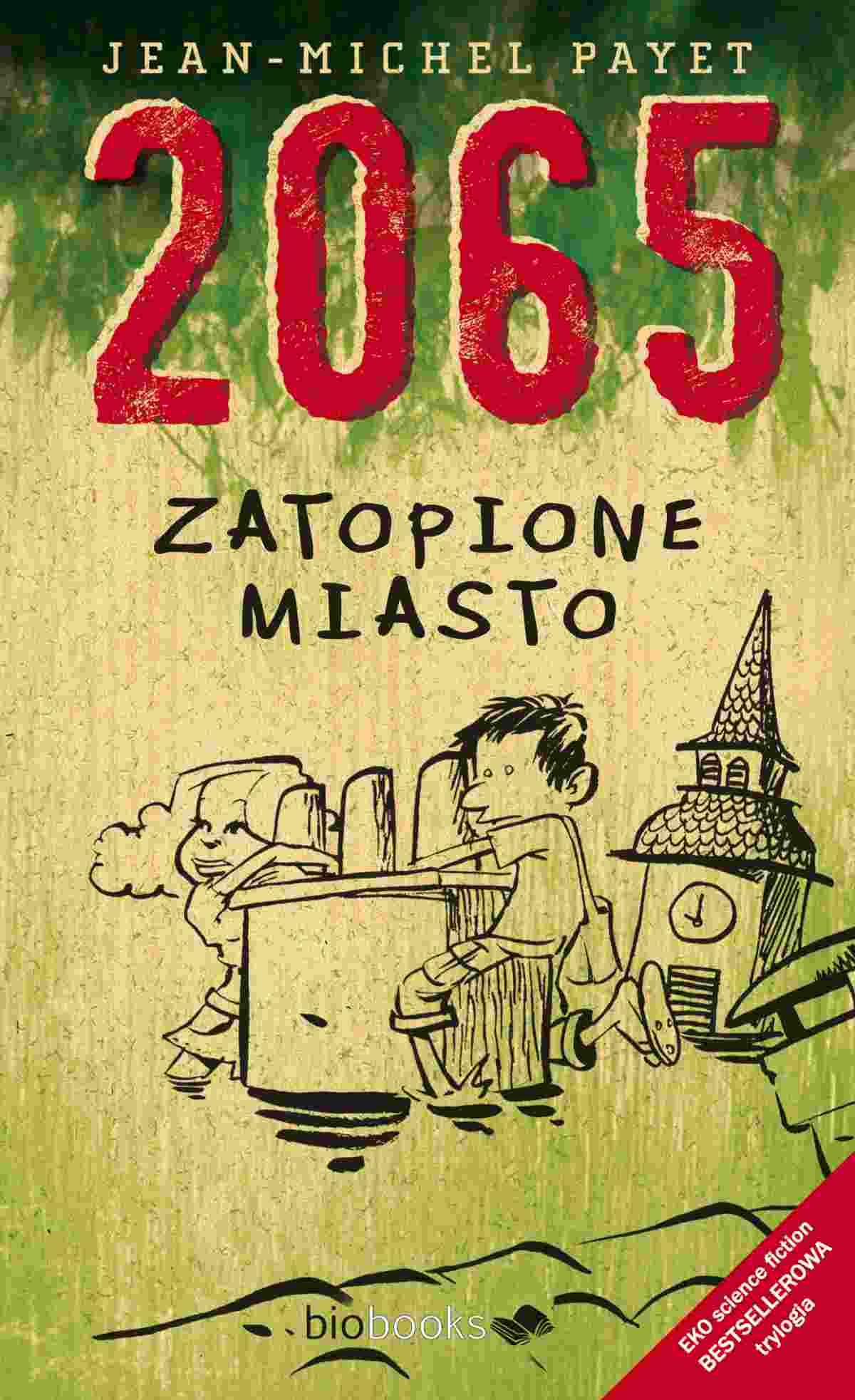 2065. Zatopione miasto - Ebook (Książka na Kindle) do pobrania w formacie MOBI