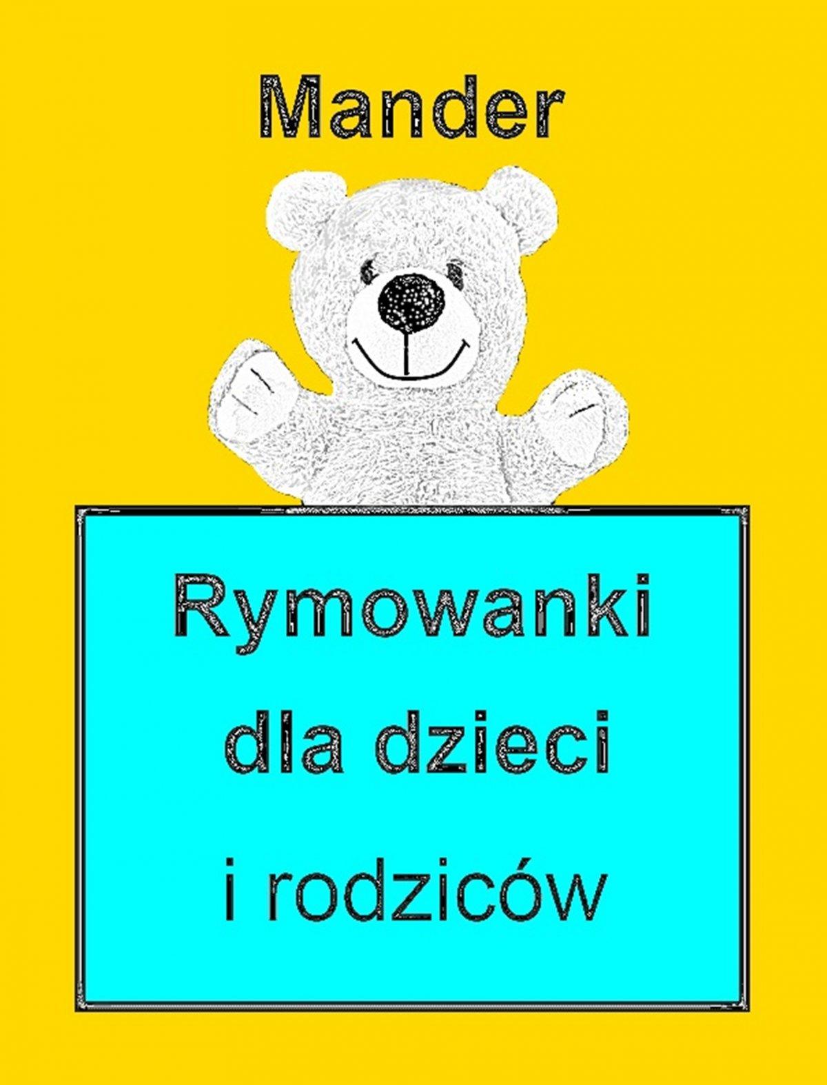 Rymowanki dla dzieci i rodziców - Ebook (Książka EPUB) do pobrania w formacie EPUB