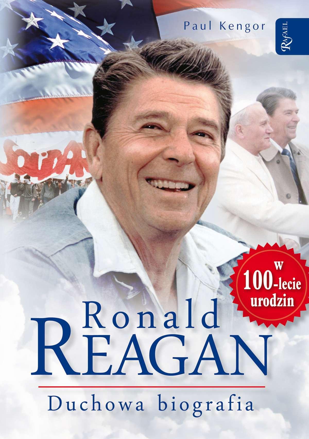 Ronald Reagan. Duchowa biografia - Ebook (Książka na Kindle) do pobrania w formacie MOBI