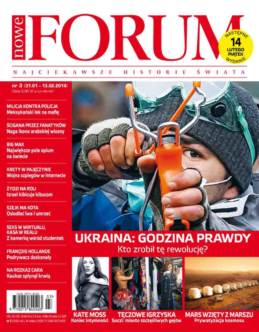Forum nr 3/2014 - Ebook (Książka PDF) do pobrania w formacie PDF