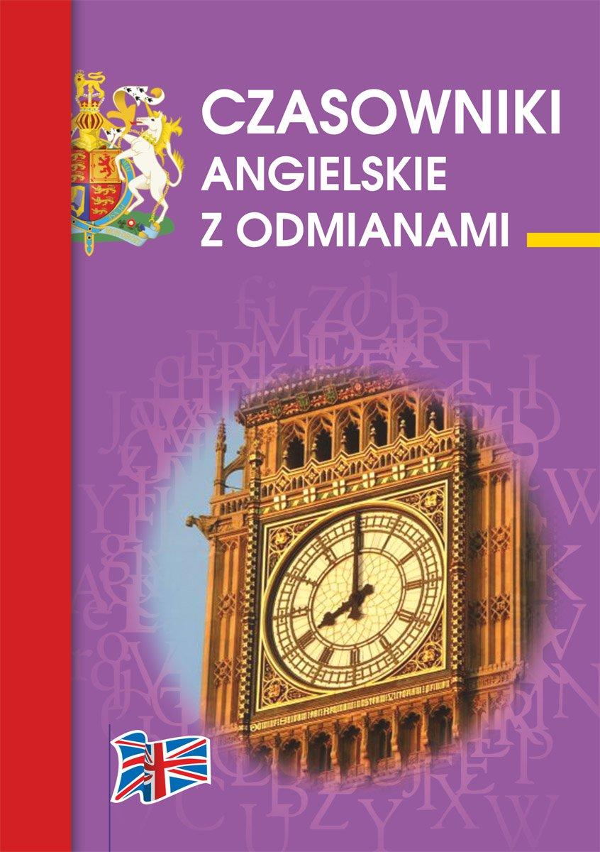 Czasowniki angielskie z odmianami - Ebook (Książka PDF) do pobrania w formacie PDF