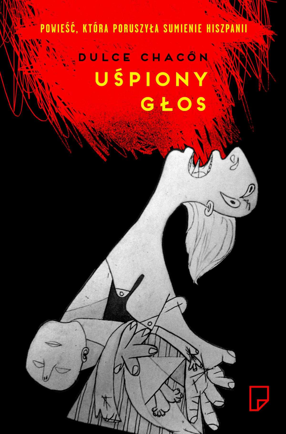 Uśpiony  głos - Ebook (Książka na Kindle) do pobrania w formacie MOBI