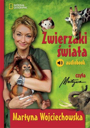 Zwierzaki świata - Audiobook (Książka audio MP3) do pobrania w całości w archiwum ZIP